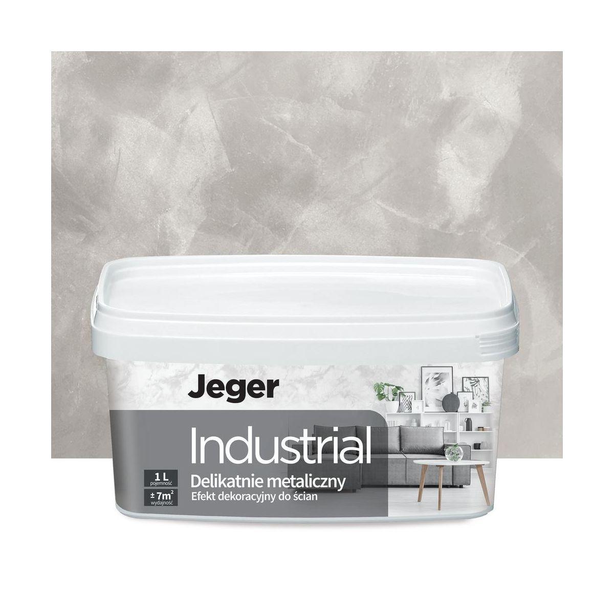 Efekt Dekoracyjny Industrial 1 L Calcium Efekt Metalowy Jeger destiné Beton Naprawczy Leroy Merlin