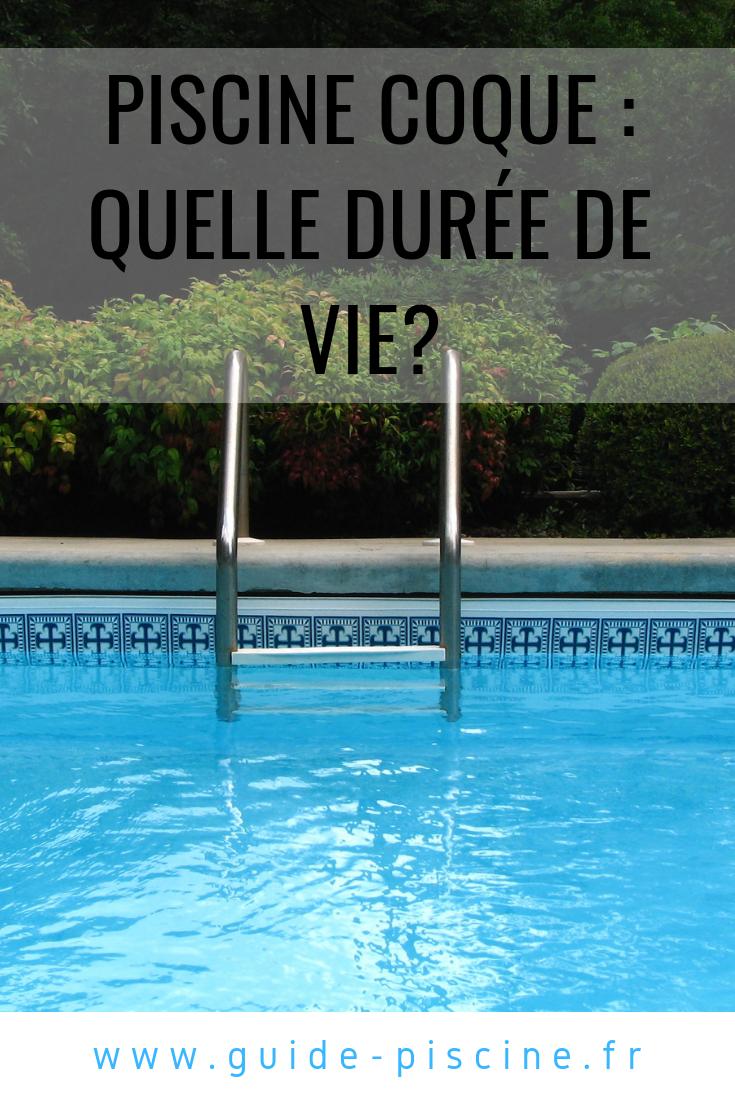 Épinglé Sur Piscine Coque concernant Duree De Vie Piscine Coque