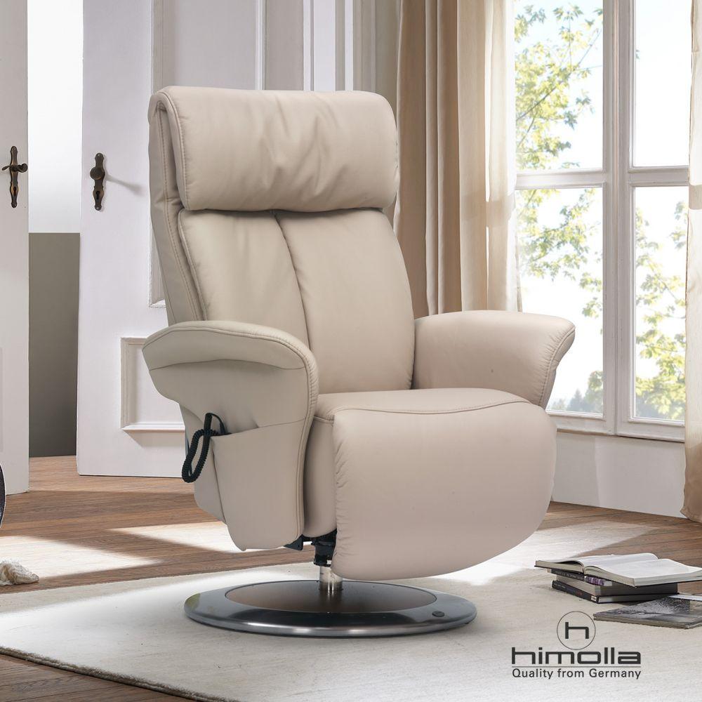Fauteuil Relax Électrique En Cuir Easy Swing 7627 Taille M ... tout Canapé Relax Manuelhimolla
