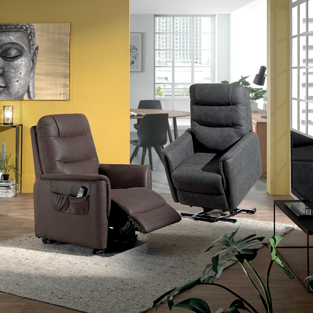 Fauteuil Relax Hirley pour Fauteuil Relax Foley