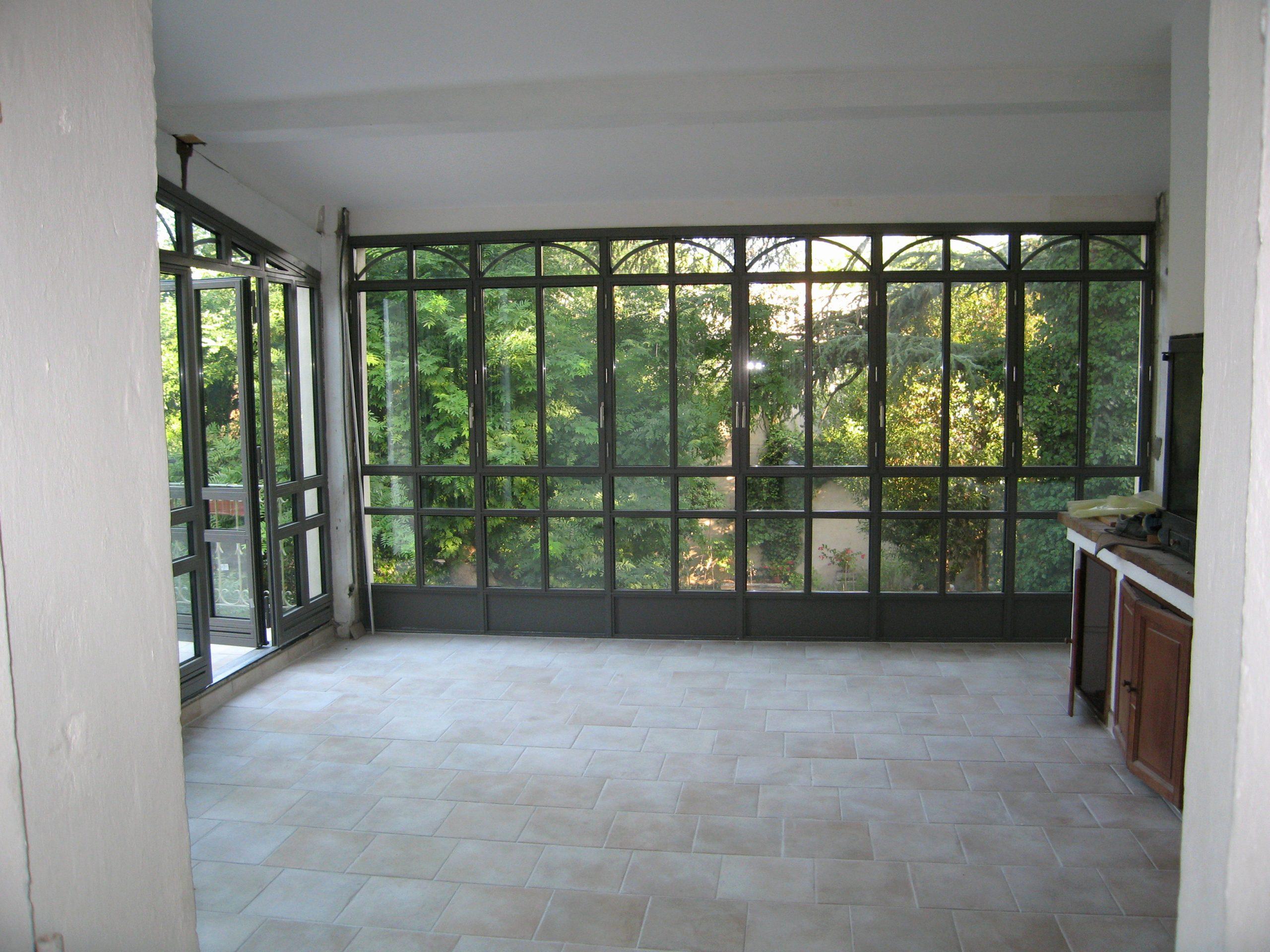 Fermer Une Terrasse Couverte Nouveau Salon De Jardin Bambou ... dedans Photo Fermer Une Terrasse Couverte