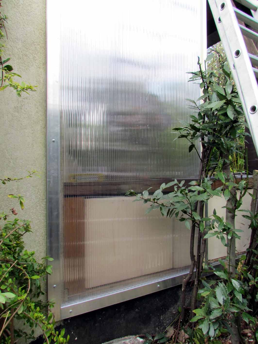 Fermeture D'Un Côté De Terrasse Couverte | Au Jardin De Mo ... encequiconcerne Fermer Un Cote De Terrasse
