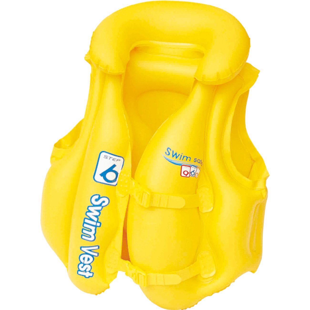 Gilet Sauvetage Enfant Best Way Gilet Natation Swim Safe pour Gilet Piscine Bébé