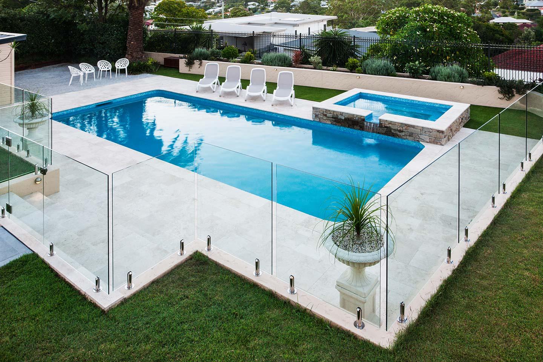 Glass Pool Fences concernant Cloture Pour Piscine