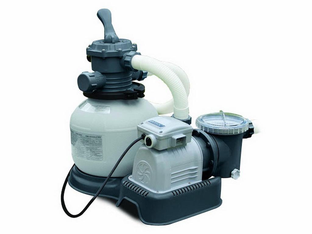 Groupe De Filtration Intex Pur Débit 6M³/H Puissance 0.50Cv Pour Piscine  Jusqu'À 36M3 serapportantà Pompe Filtration Piscine Hors Sol Intex