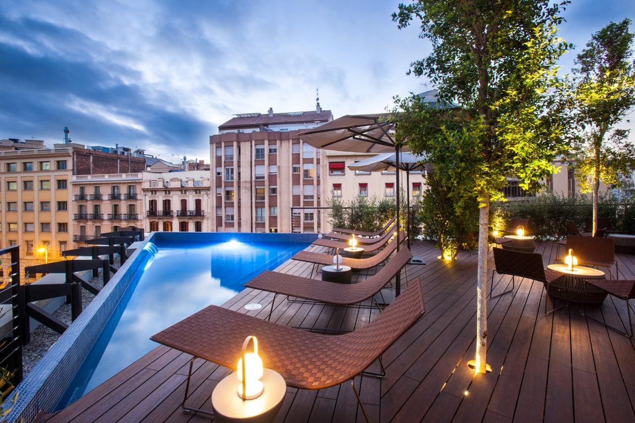 Hotel Avec Jacuzzi Dans La Chambre A Barcelone | Enredada dedans Hotel Avec Piscine Barcelone