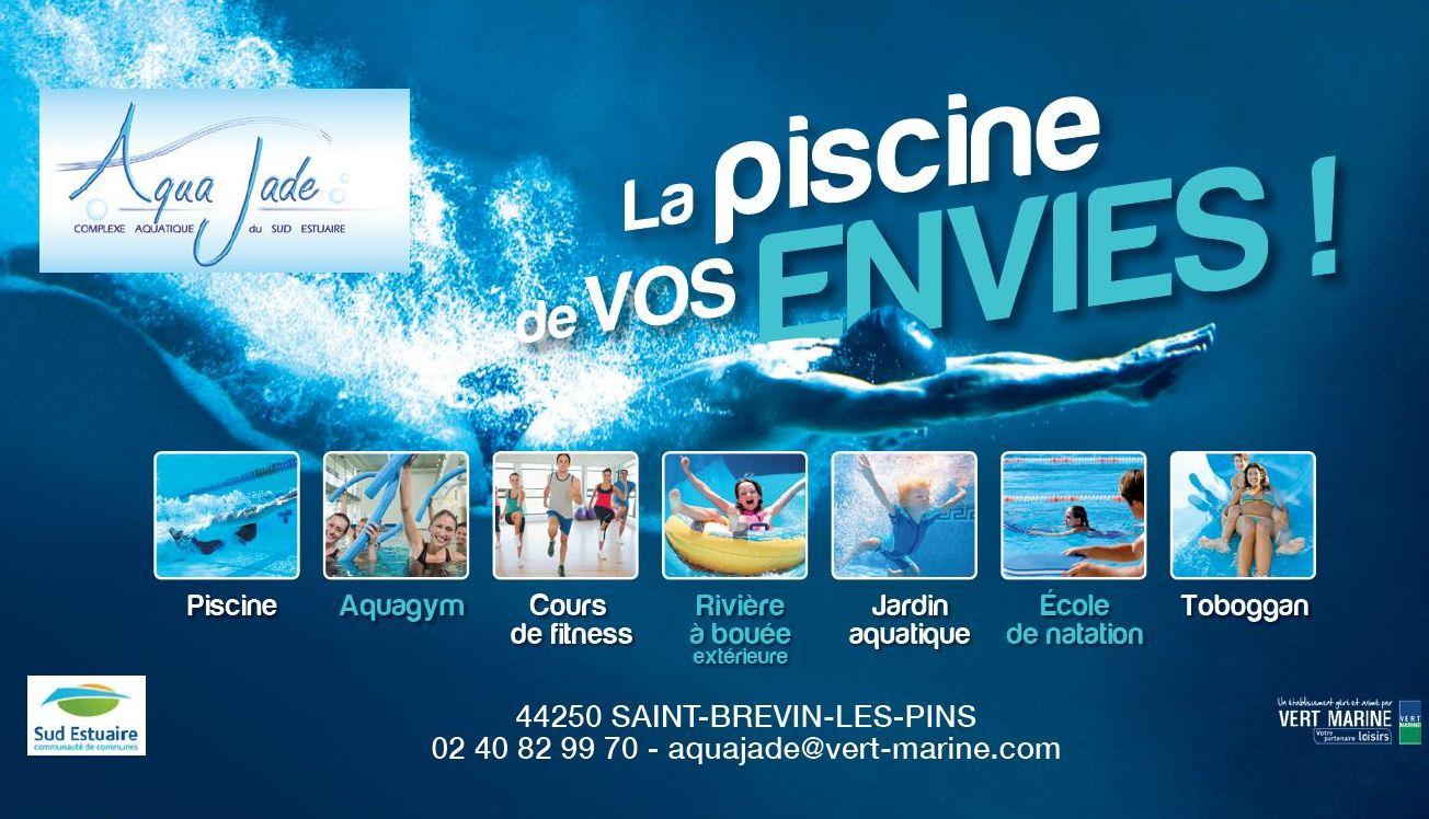 Ic - Complexe Aquajade destiné Horaire Piscine Saint Brevin