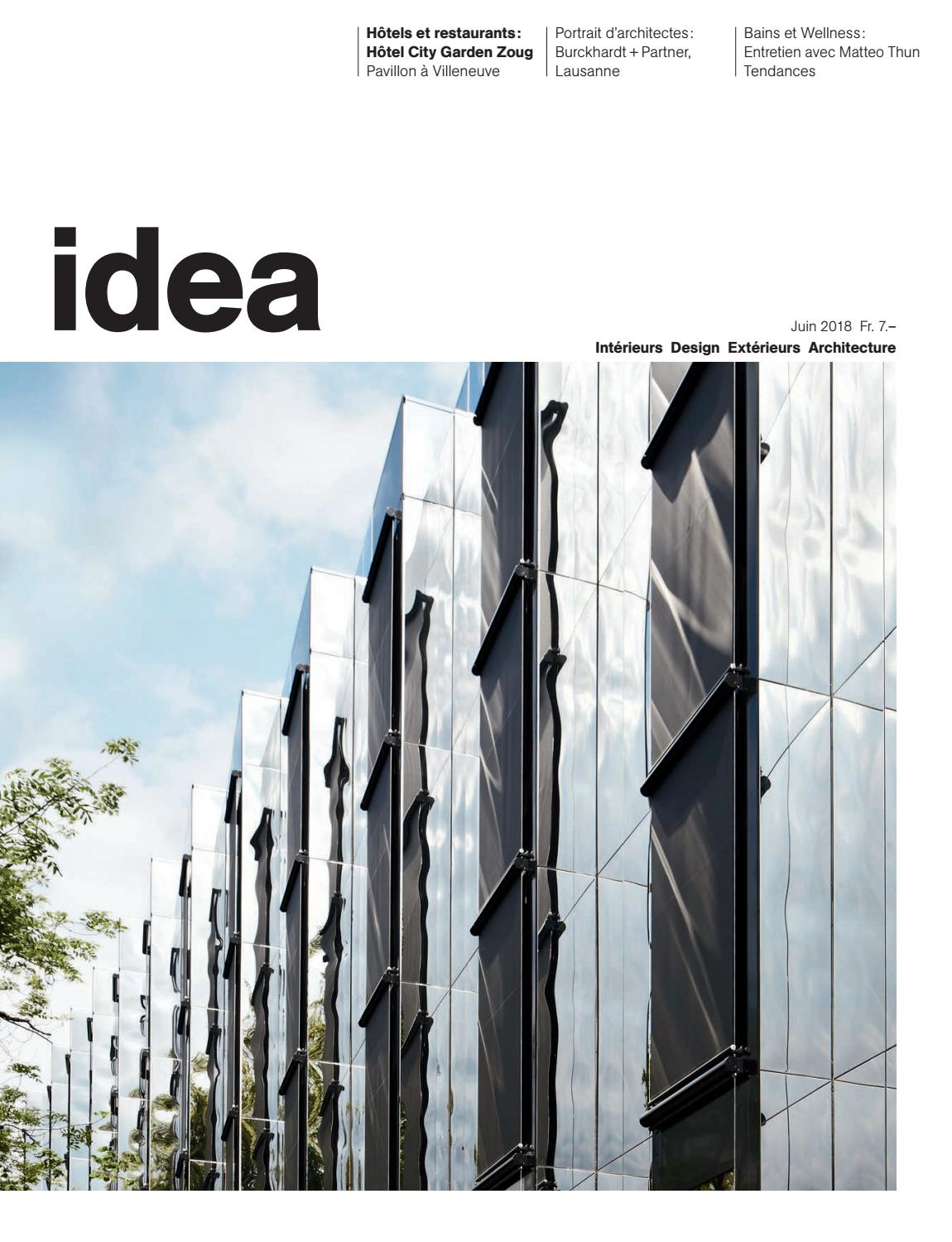 Idea 03 2018 By Bl Verlag Ag - Issuu avec Cpmment Chauffer Un Atique