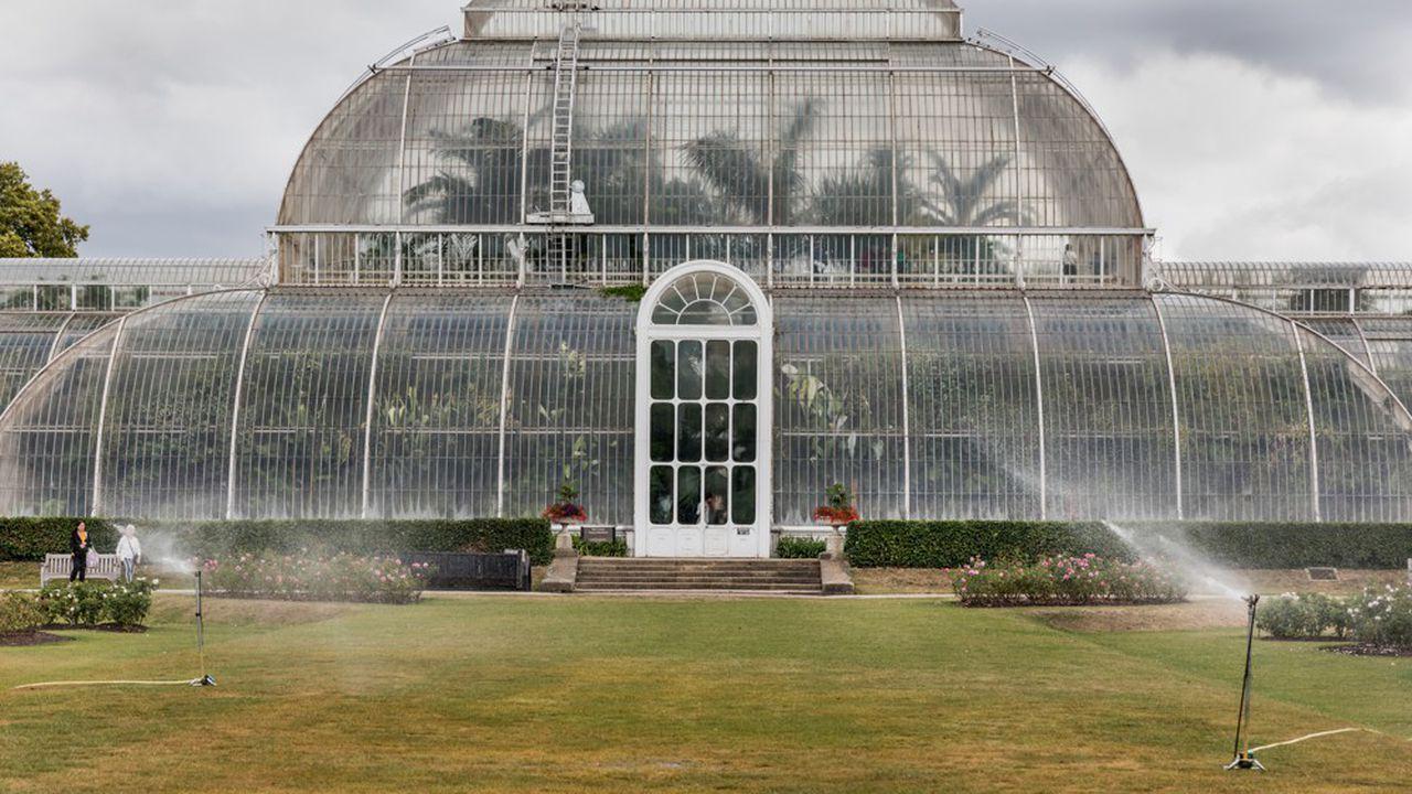 Kew Gardens, Un Joyau Botanique Aux Portes De Londres | Les ... dedans Thermomètre Kew Garden