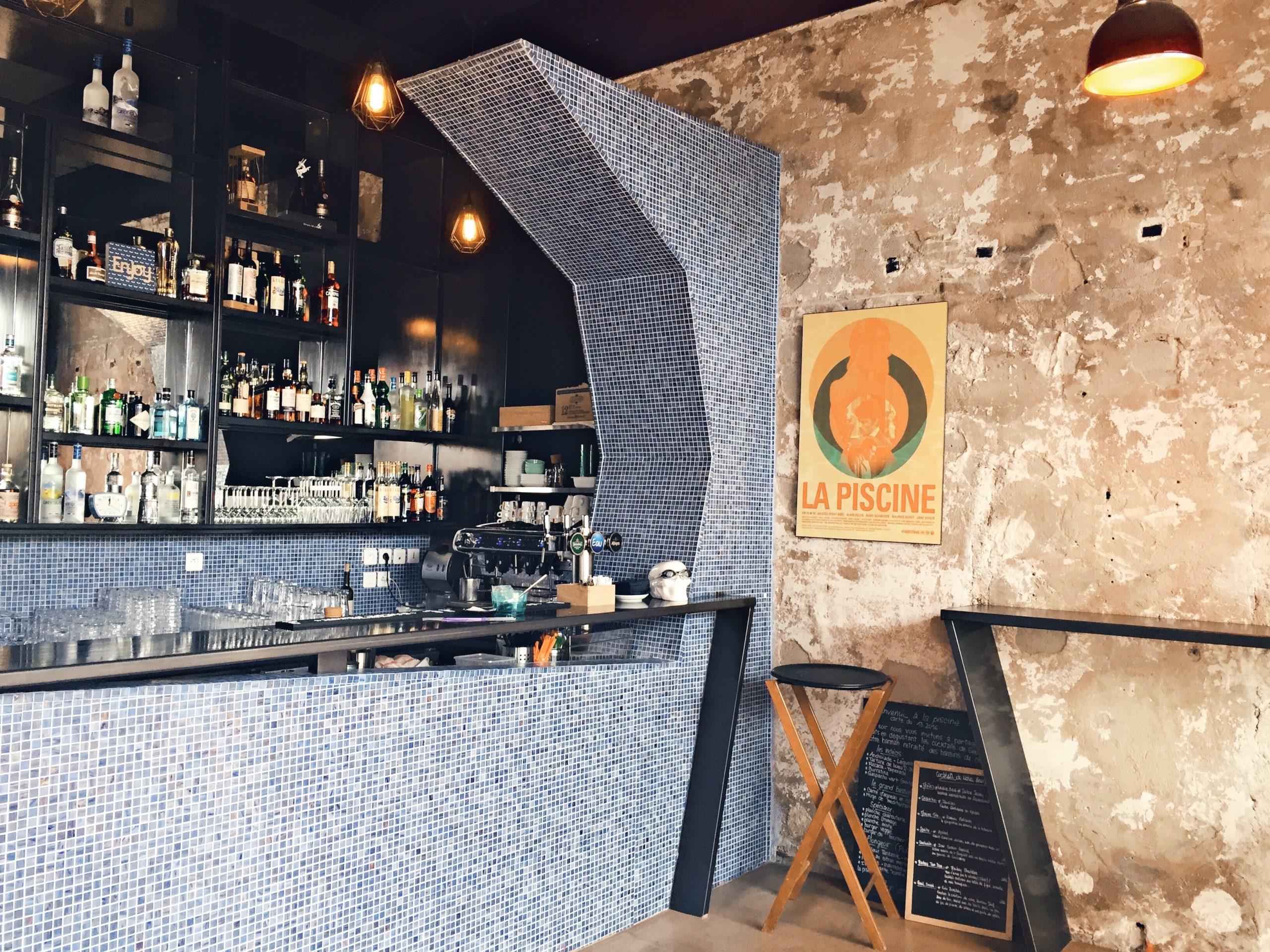 La Piscine ⋆ Les Marseillaises avec La Piscine Restaurant Marseille