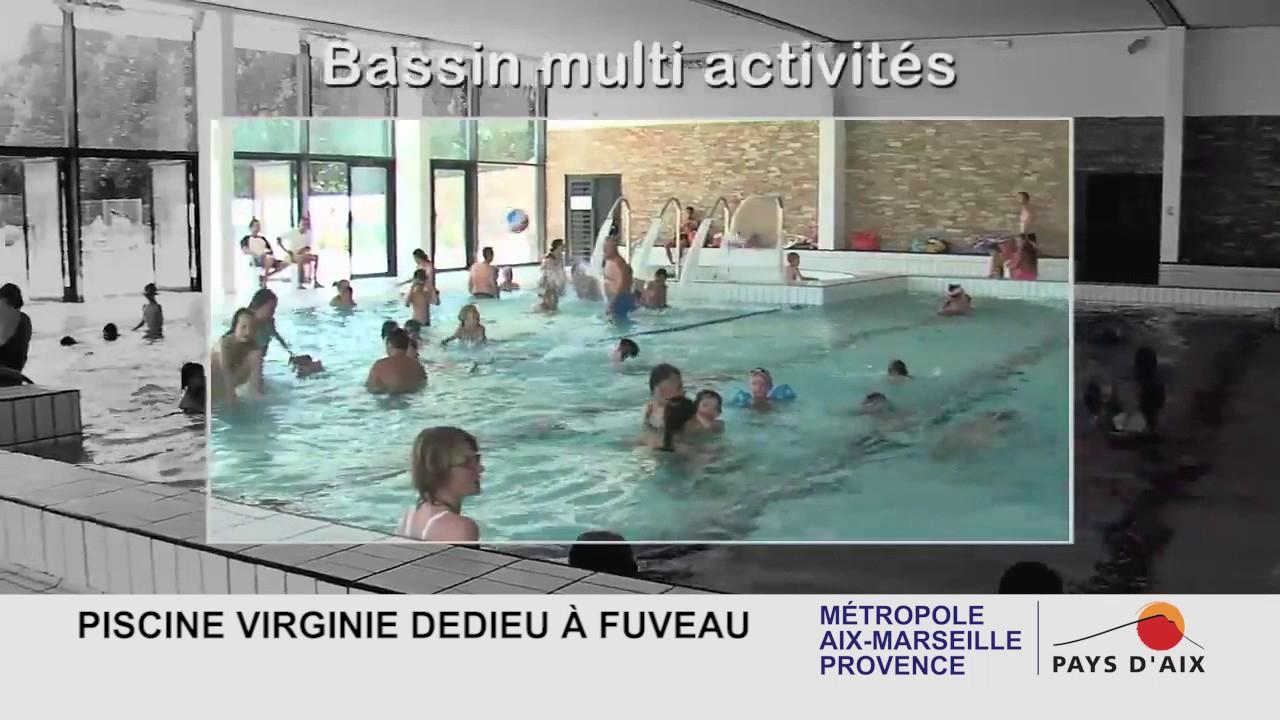 La Piscine Virginie Dedieu À Fuveau - Mamp / Pays D'Aix pour Horaire Piscine Fuveau