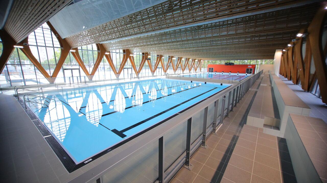 Le Complexe Nautique De La Source | Orléans Métropole pour Piscine Palais Des Sports Orléans