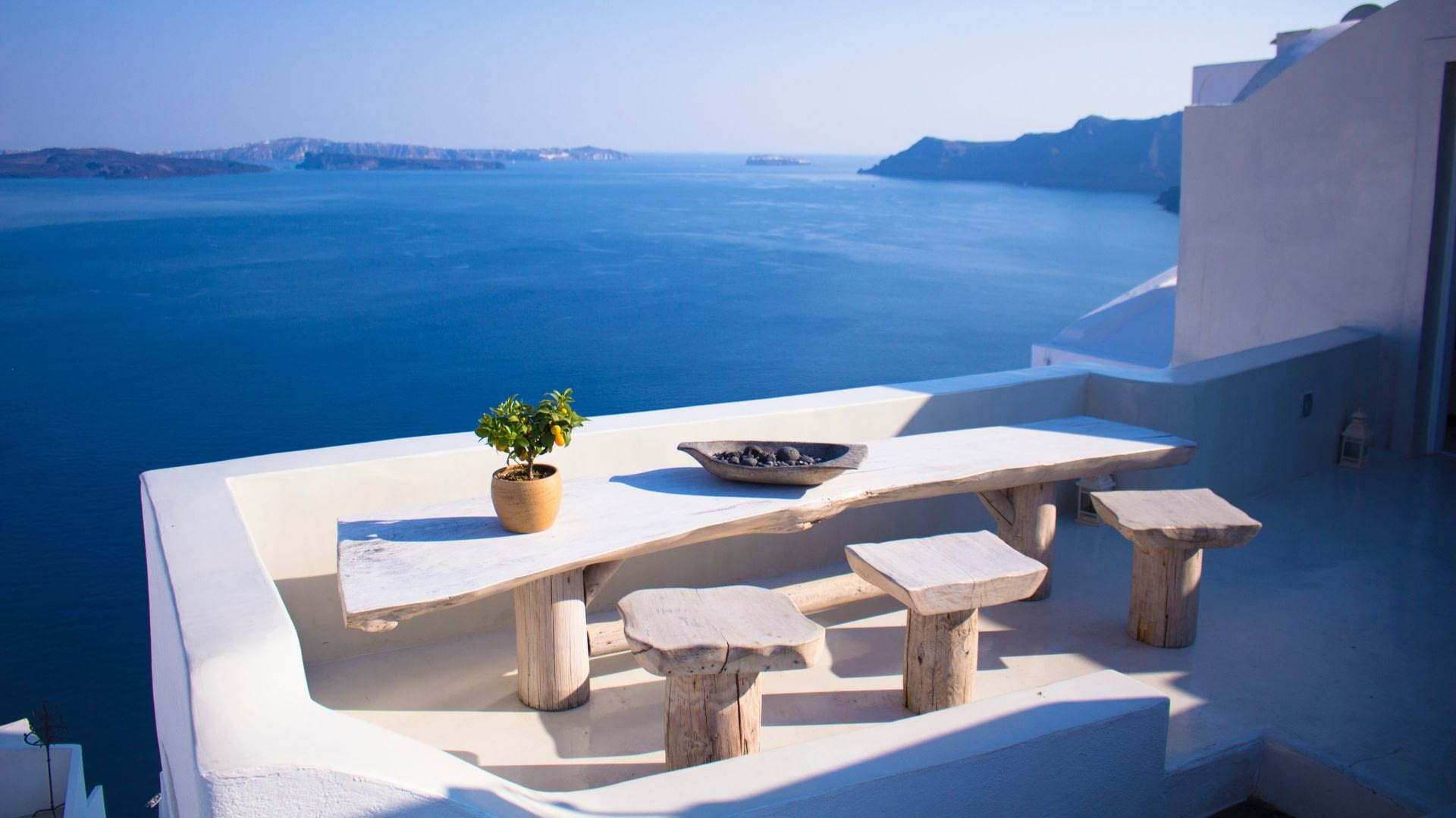 Les 13 Meilleurs Hôtels À Santorin - Nos Incontournables encequiconcerne Hotel Santorin Avec Piscine Privée