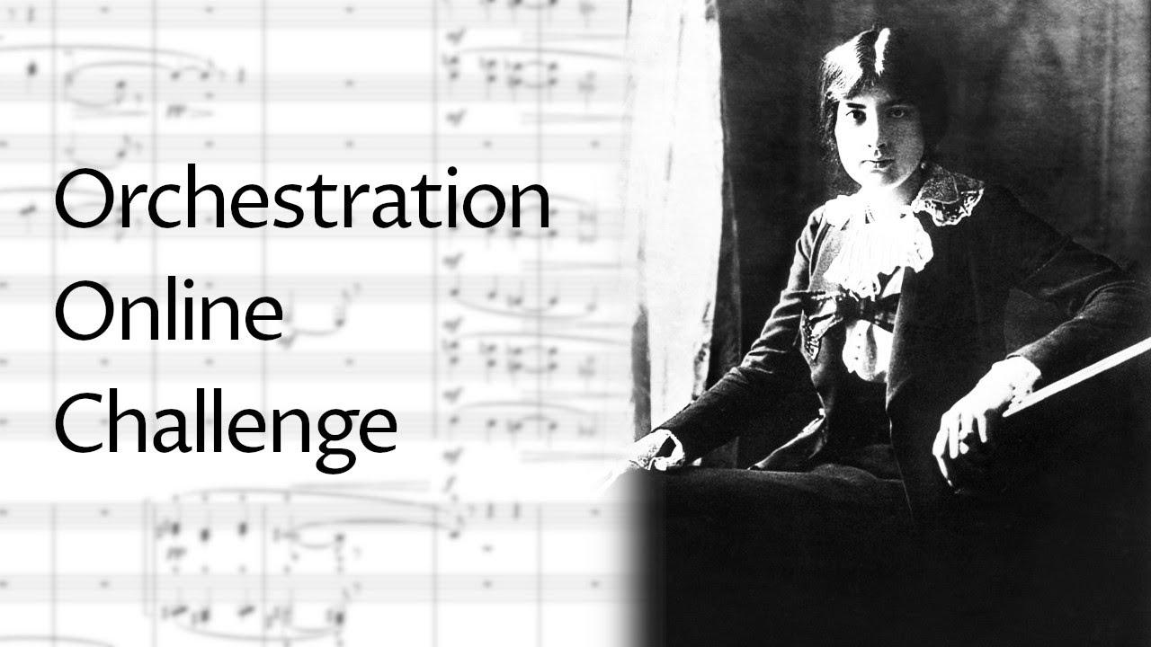 Lili Boulanger – D'Un Jardin Clair (For Orchestra) pour D'Un Jardin Claire