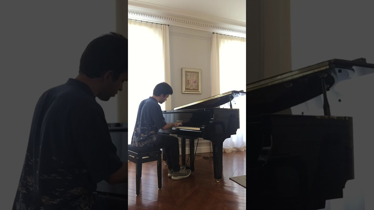 """Lili Boulanger - """"D'Un Jardin Clair"""" Performed By Thomas ... intérieur D'Un Jardin Claire"""