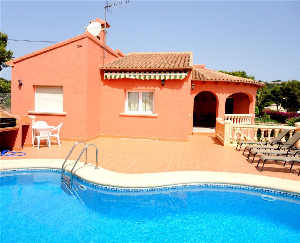 Location De Villa En Espagne Avec Piscine Voyage Maroc ... intérieur Villa En Espagne Avec Piscine