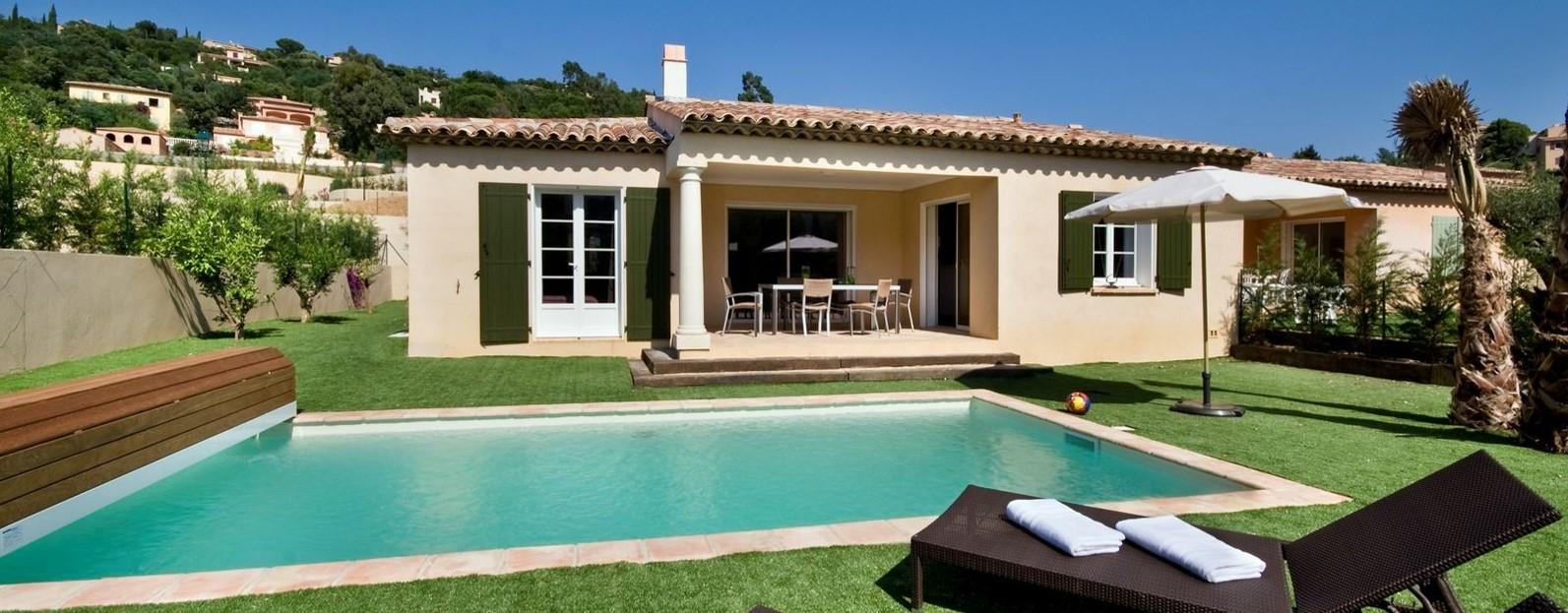 Location De Villas Avec Piscine Privée | Estivel, L'Esprit Hôtel concernant Location Villa France Avec Piscine