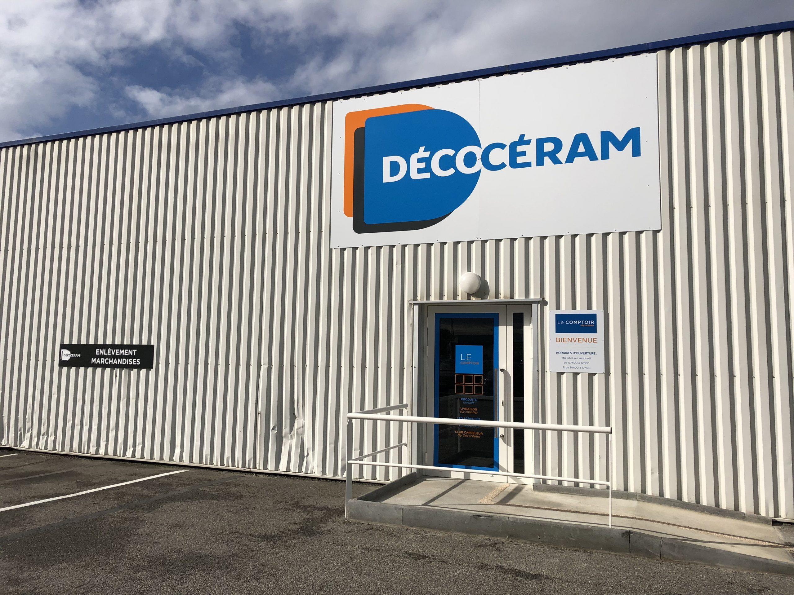 Magasin De Carrelage Décocéram À Portet Sur Garonne 31120. dedans Destock Carrelage Toulouse
