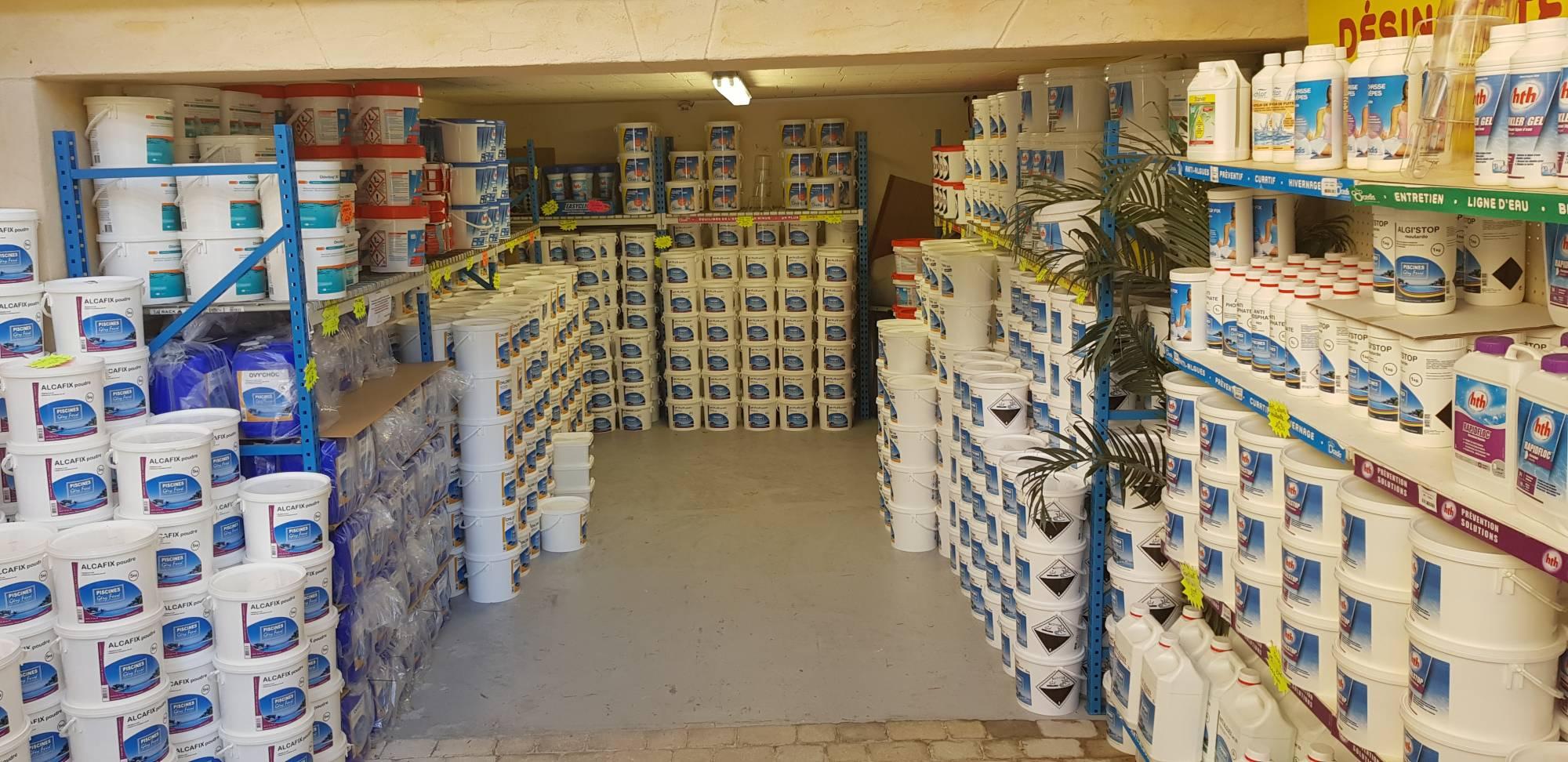 Magasin De Produits Pour Piscine Sur Marseille - Ferre Piscines avec Magasin Accessoire Piscine