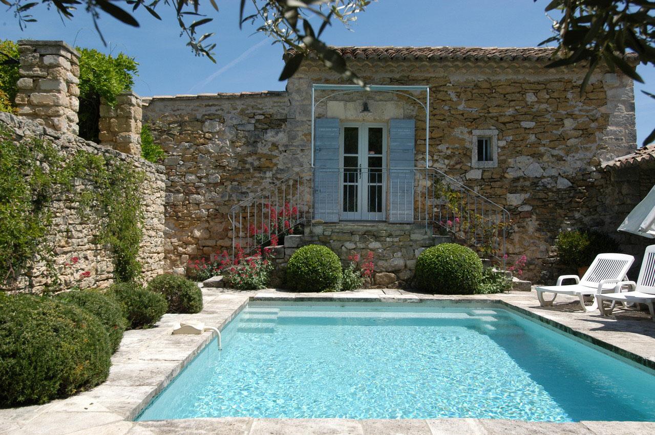Maison 2 Au Petit Miracle - Le Petit Miracle - Location De ... encequiconcerne Location Luberon Avec Piscine