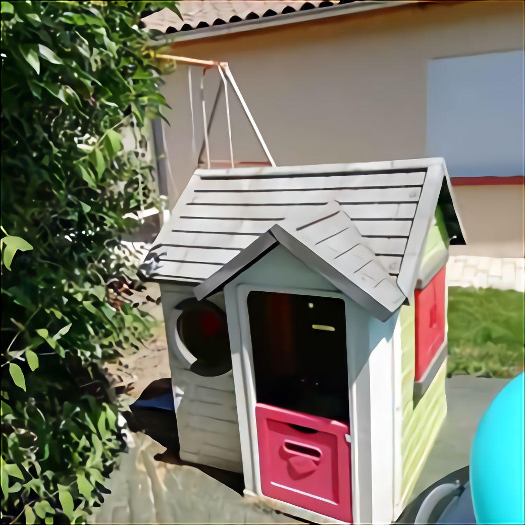 Maison Enfant Exterieur D'Occasion tout Maisonnette Plastique Occasion