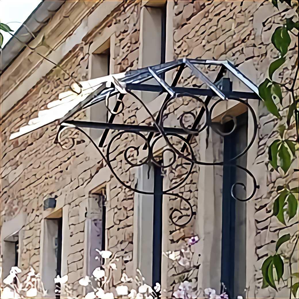 Marquise Forge D'Occasion | Plus Que 2 À -70% destiné Marquise De Porte Ancienne Le Bon Coin