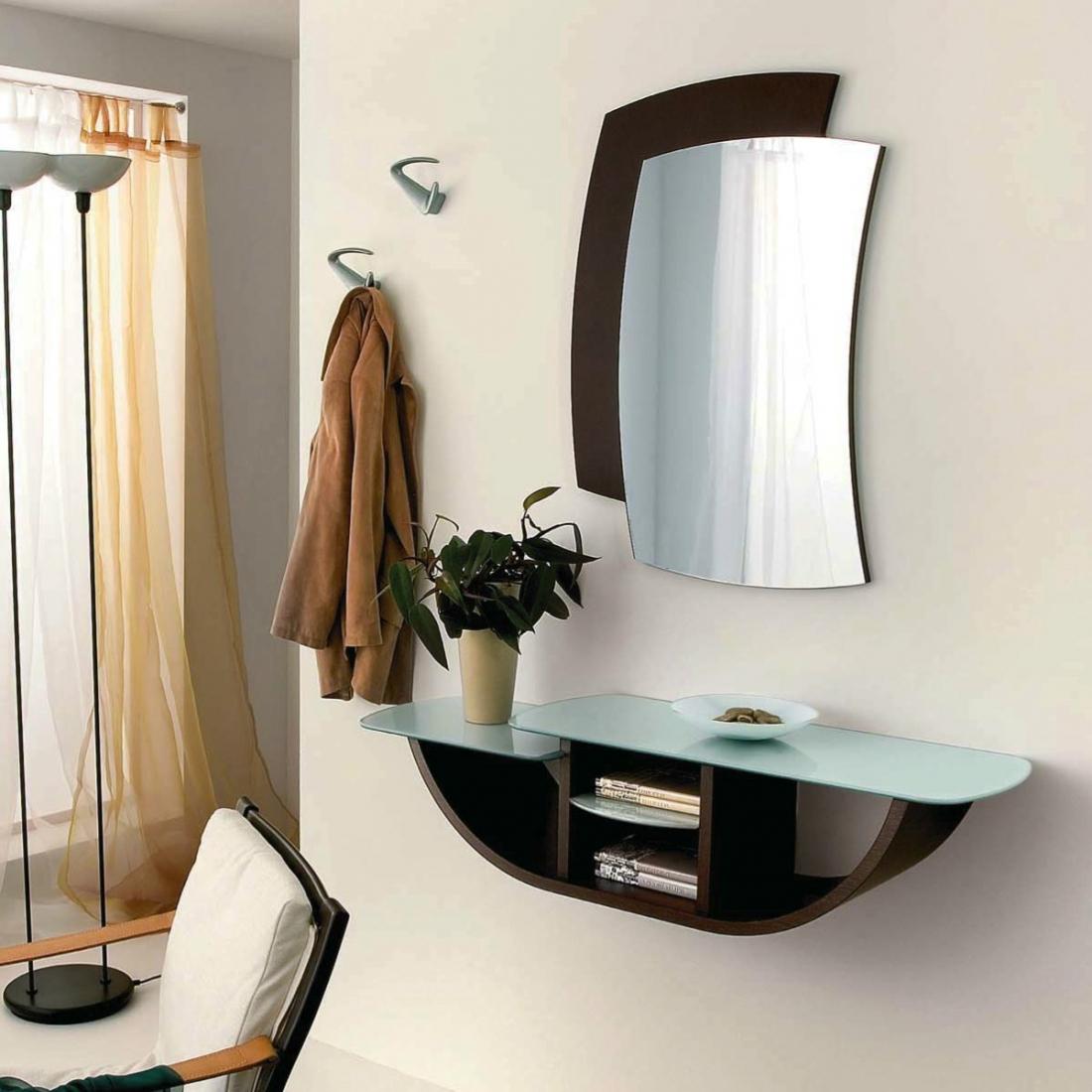 Meubles-D-Entree-Design-Gondola-Zendart-Design - Deco Maison ... serapportantà Meuble D'Entrée Design Italien