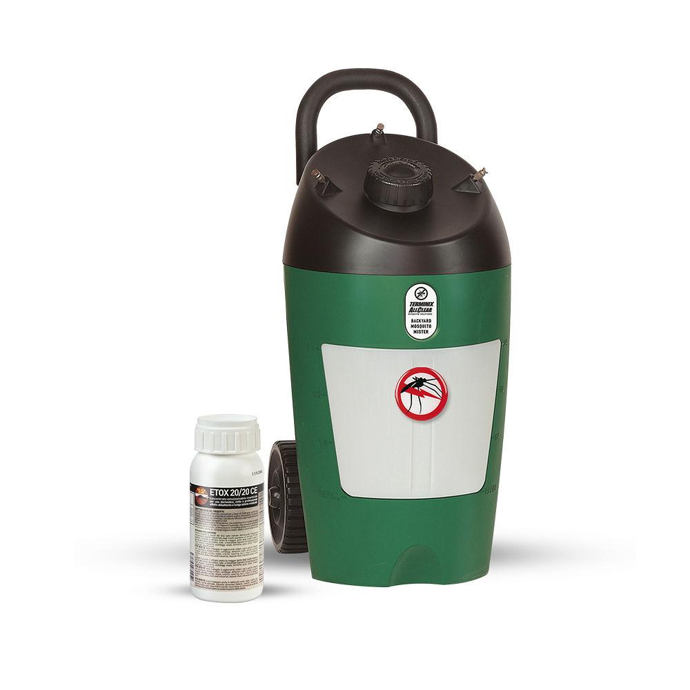 Mister Sprayer No Fly Zone   Legnaia Firenze serapportantà Etox 20/20 Ce