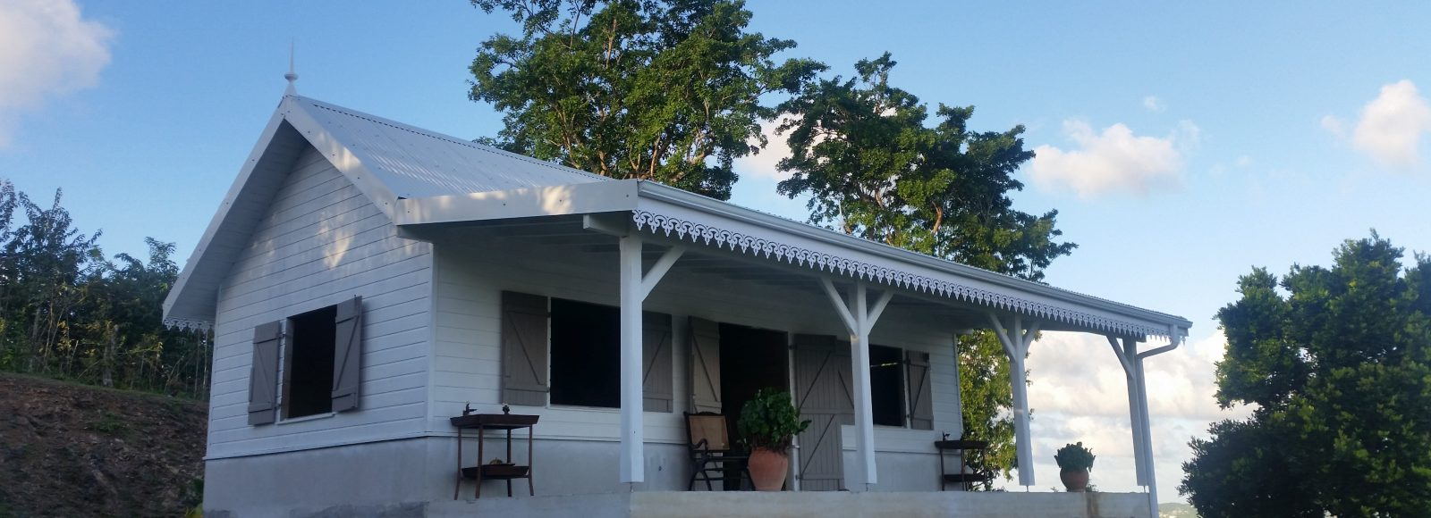 Modulotech Martinique - Constructions Bois - Maisons Bois ... serapportantà Maison En Kit Martinique
