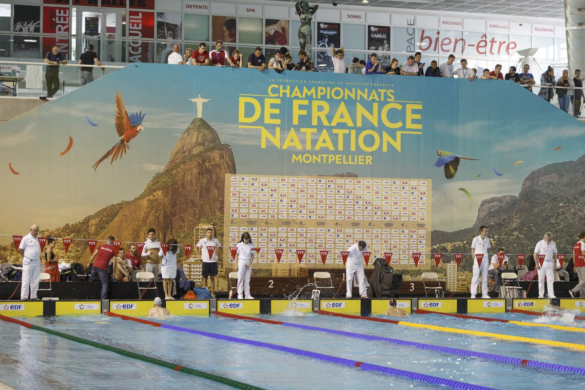 "Montpellier3M On Twitter: ""#Mtp16 #Natation La Piscine ... encequiconcerne Piscine Montpellier Antigone"
