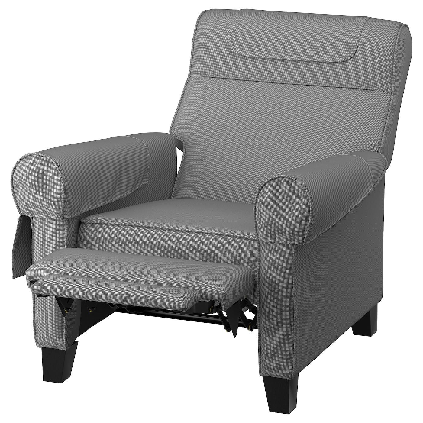 Muren Fauteuil Confort - Remmarn Gris Clair dedans Fauteuil Relax Électrique Ikea