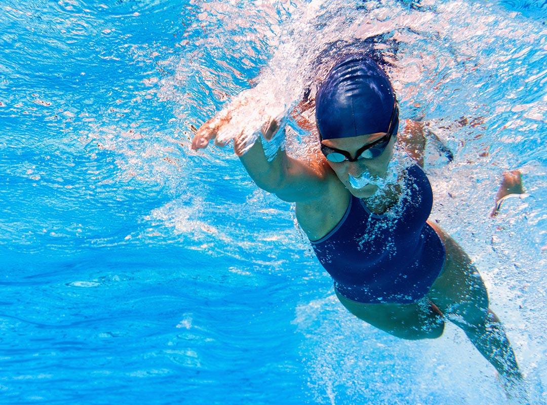 Nuoto Controcorrente: L'Allenamento Perfetto Direttamente A ... à Calorie Piscine