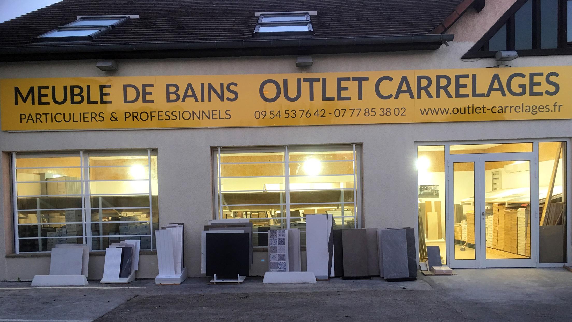 Outlet Carrelages À Conflans-Sainte-Honorine 78700 (Rue Des ... pour Destock Carrelage Toulouse