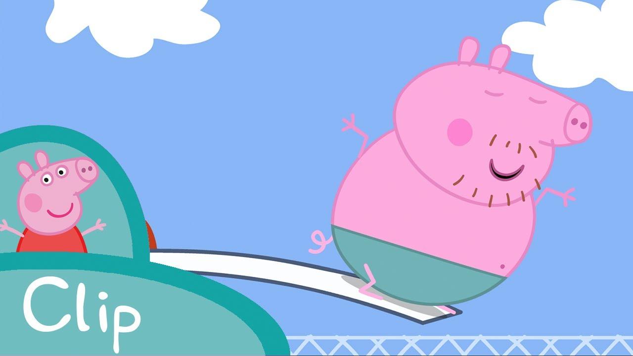 Peppa Pig Français   Tous À La Piscine! encequiconcerne Jeux De Peppa Pig A La Piscine