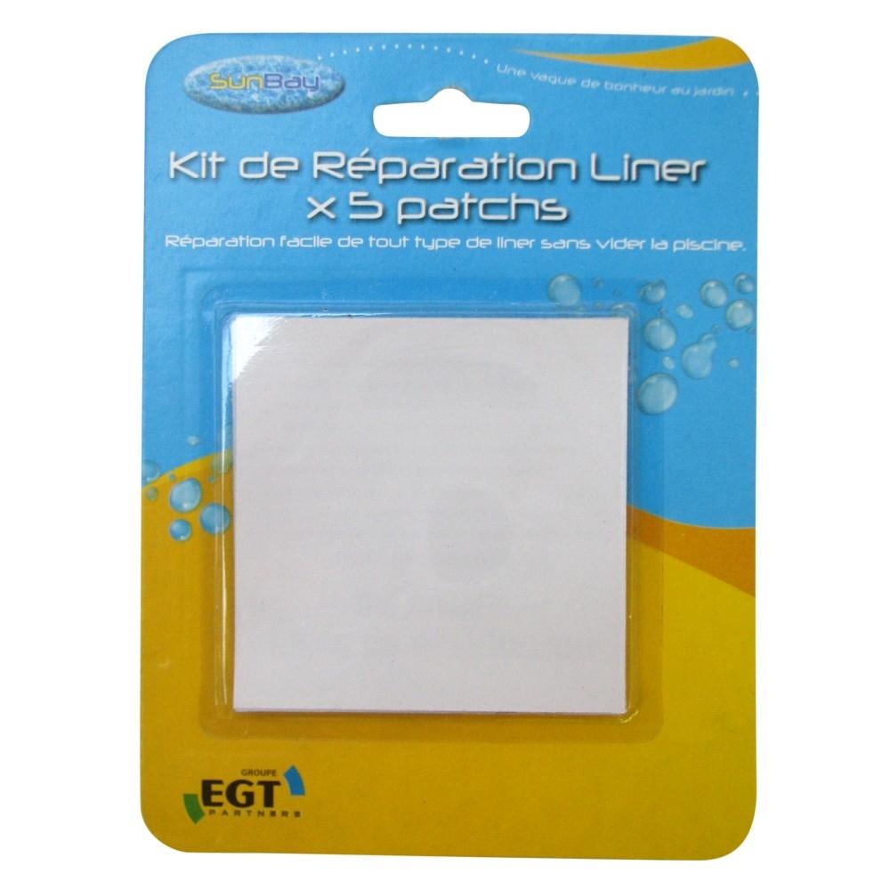 Pièces De Réparation Liner X5 Sunbay - Bâche Et Accessoire ... encequiconcerne Reparation Liner Piscine