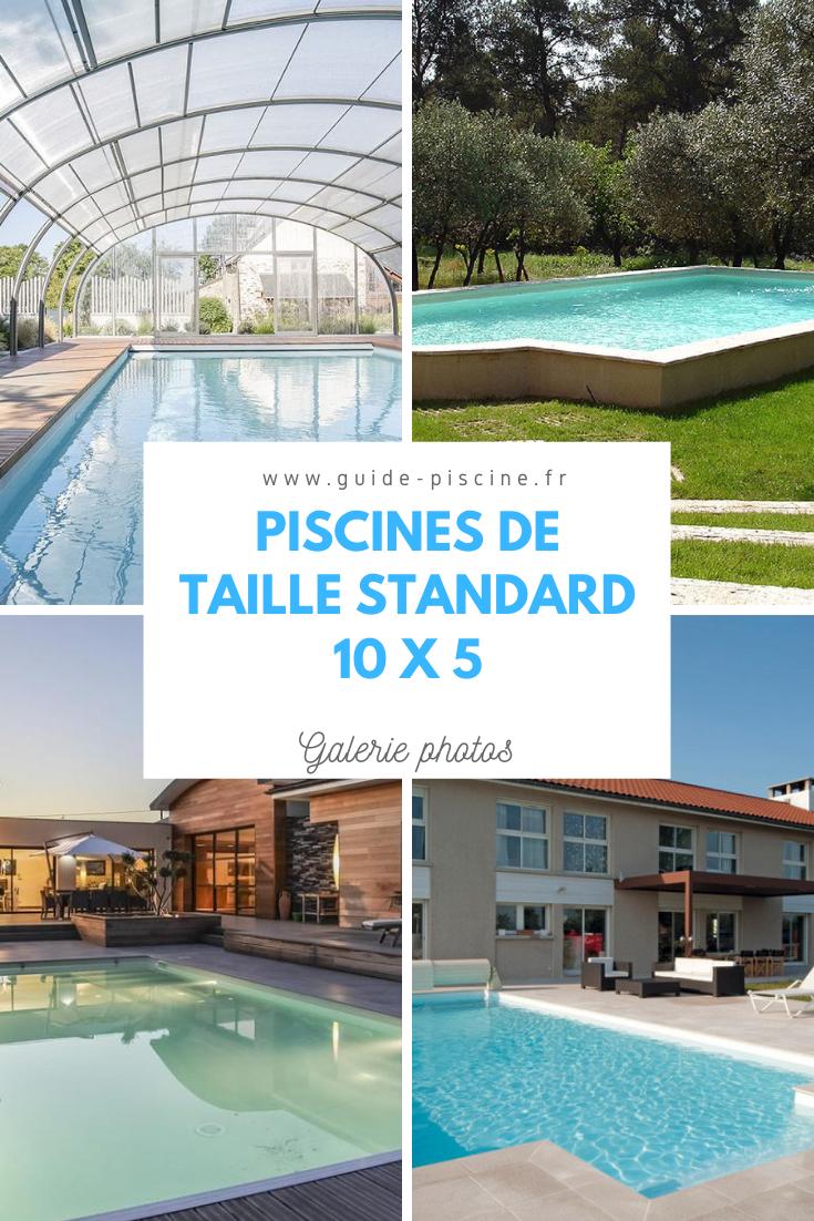 Piscine 10 X 5 : Photos | Photo Piscine, Piscine, Construire ... pour Piscine 10X5