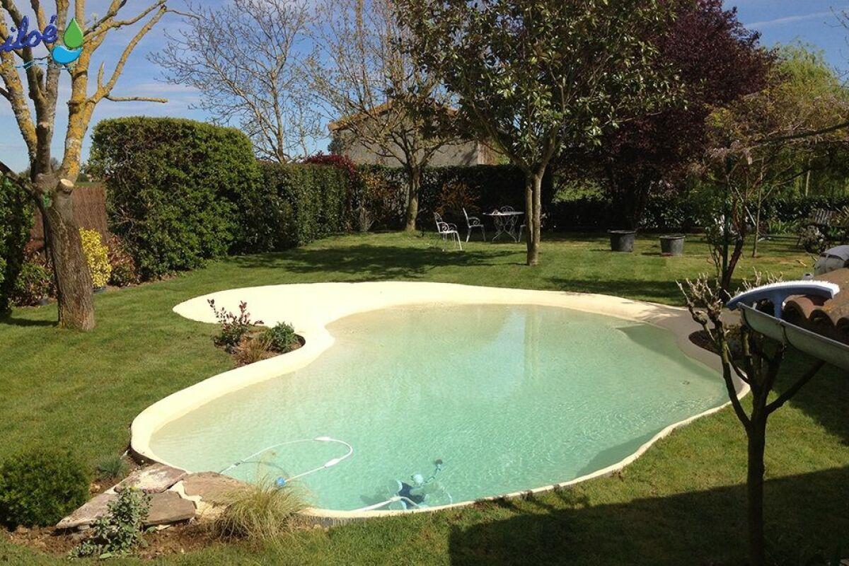 Piscine Avec Bassin En Caoutchouc - Guide-Piscine.fr tout Piscine Caoutchouc Avis