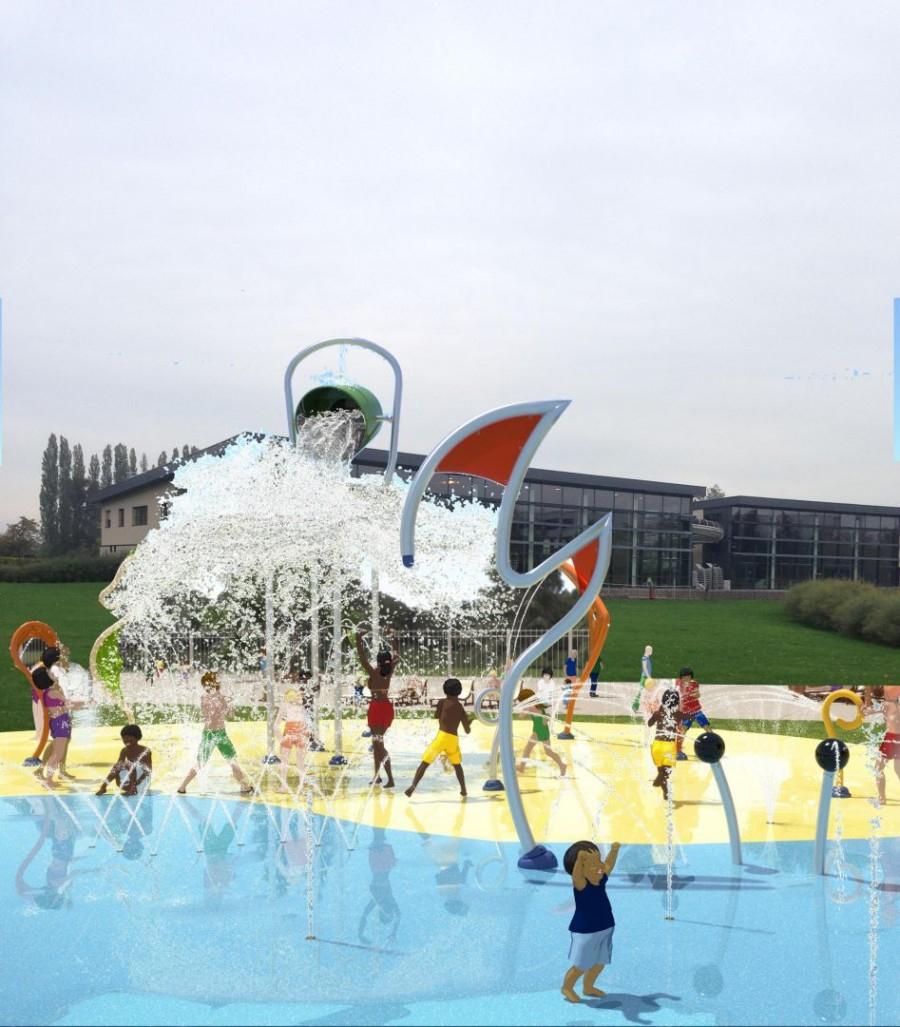 Piscine De Sélestat : Ouverture Des Jeux Aquatiques ... intérieur Piscine De Selestat