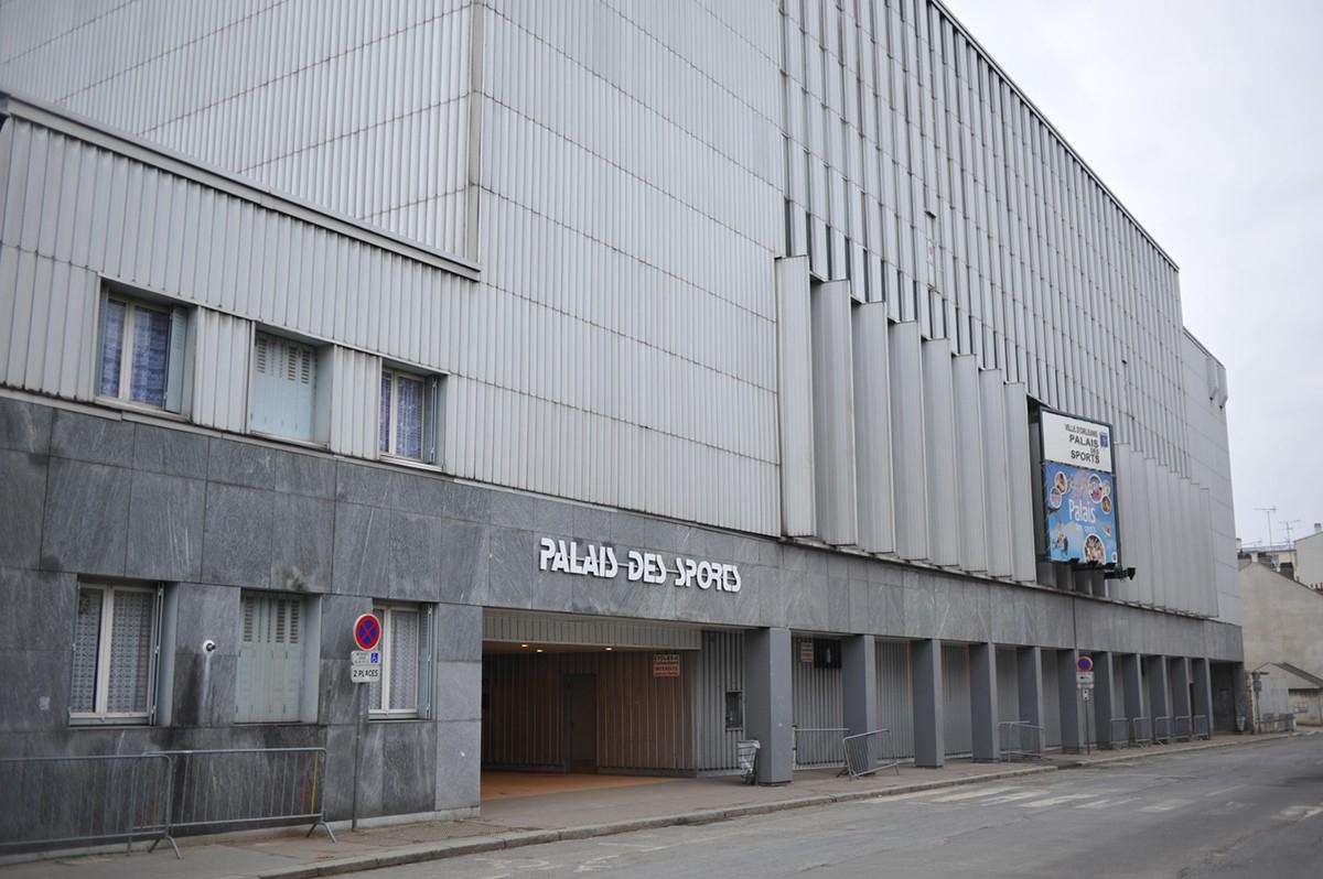 Piscine Du Palais Des Sports D'Orléans destiné Piscine Palais Des Sports Orléans