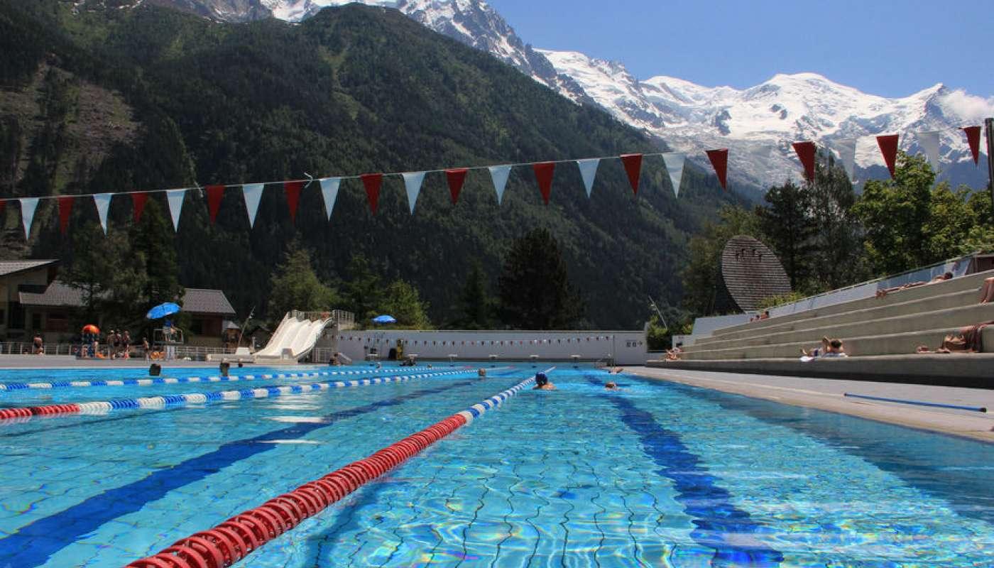 Piscine Richard Bozon À Chamonix-Mont-Blanc - Sports D'Eau ... avec Piscine De Chamonix