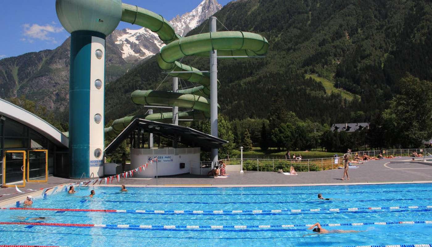 Piscine Richard Bozon À Chamonix-Mont-Blanc - Sports D'Eau ... concernant Piscine De Chamonix