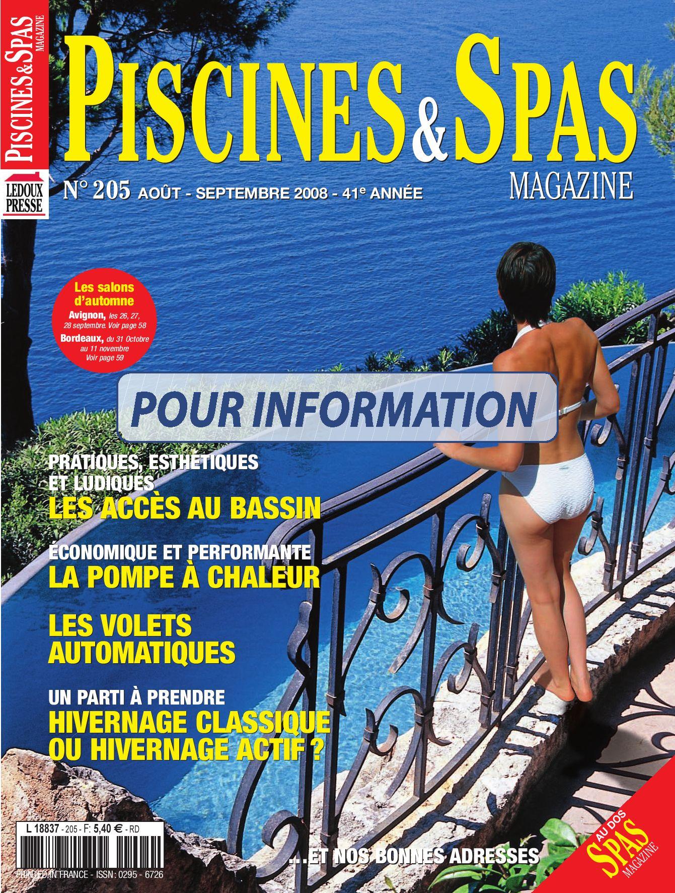 Piscines & Spas Magazine - N°205 By Ledoux Christian - Issuu pour Musique Pub Diffazur