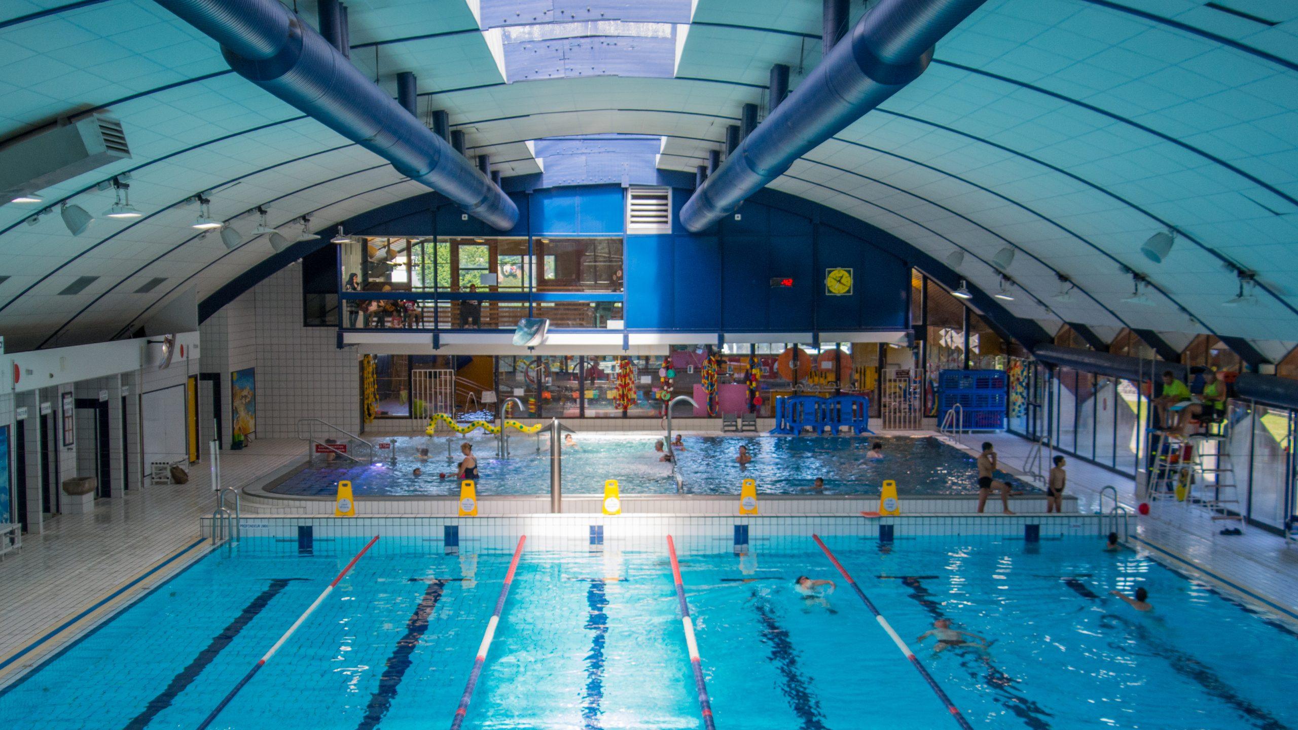 Piscines - Ville D'Annecy destiné Piscine Ile Bleue