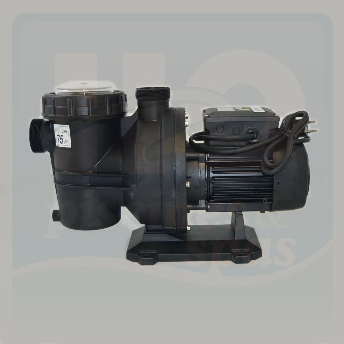 Pompe De Filtration Piscine Espa Nox 100 15 M - 10 M3/H - 220 V - H2O  Piscines & Spas encequiconcerne Pompe Piscine 10M3 H