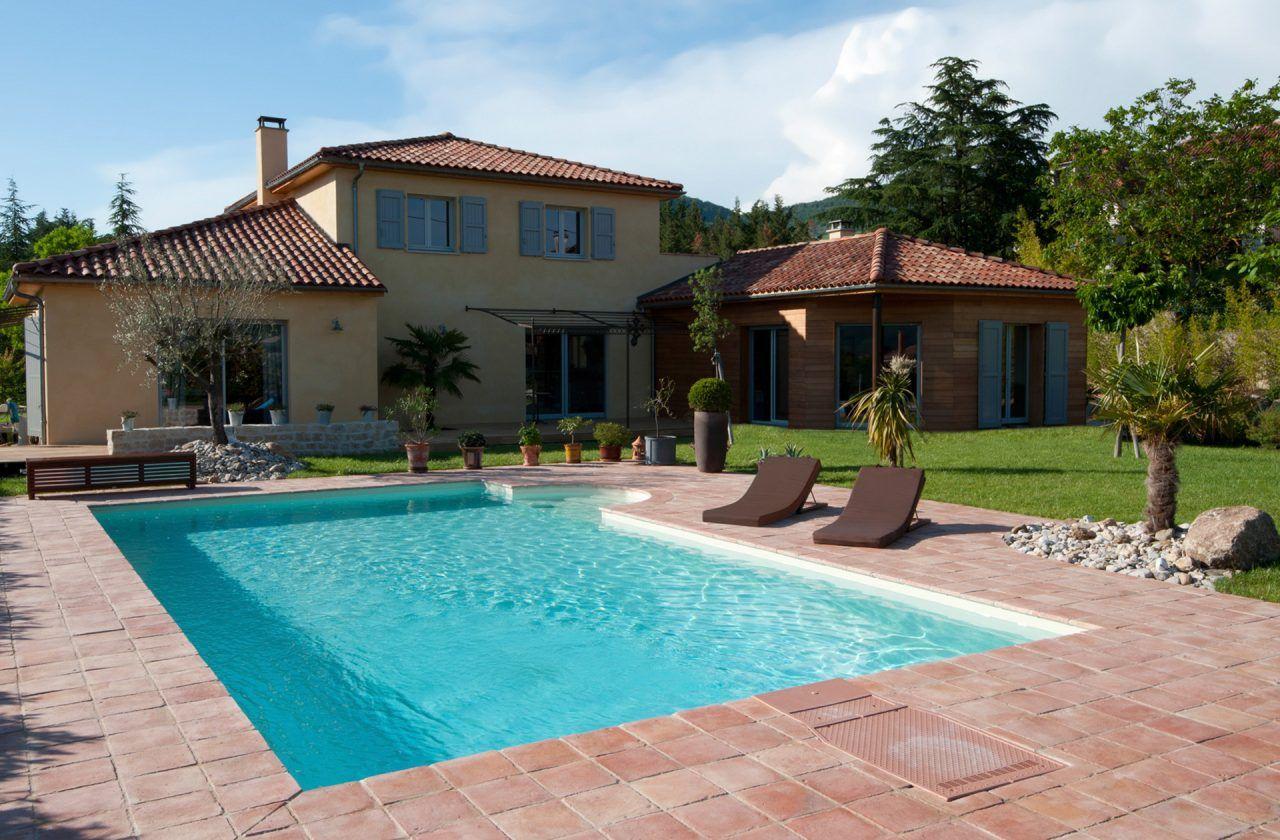 Pool Bildgalerie: Swimmingpool Referenzen – Desjoyaux ... à Piscine 10X5