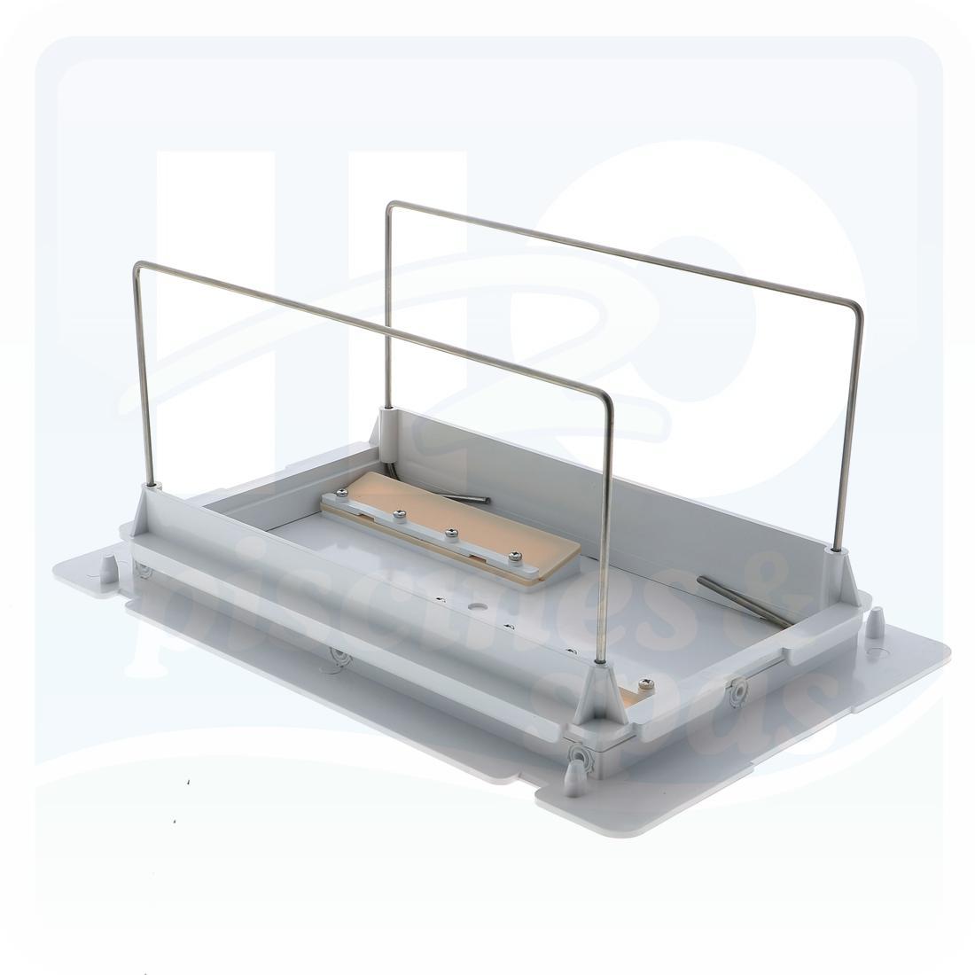 Porte-Filtre Complet Du Robot De Piscine Zodiac Indigo - H2O Piscines & Spas dedans Robot Piscine Zodiac Indigo