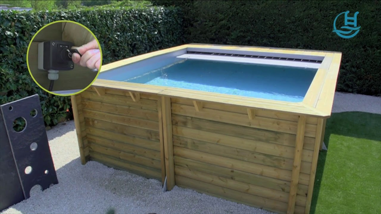 Proswell Urban Pools 420X350 intérieur Piscine Proswell