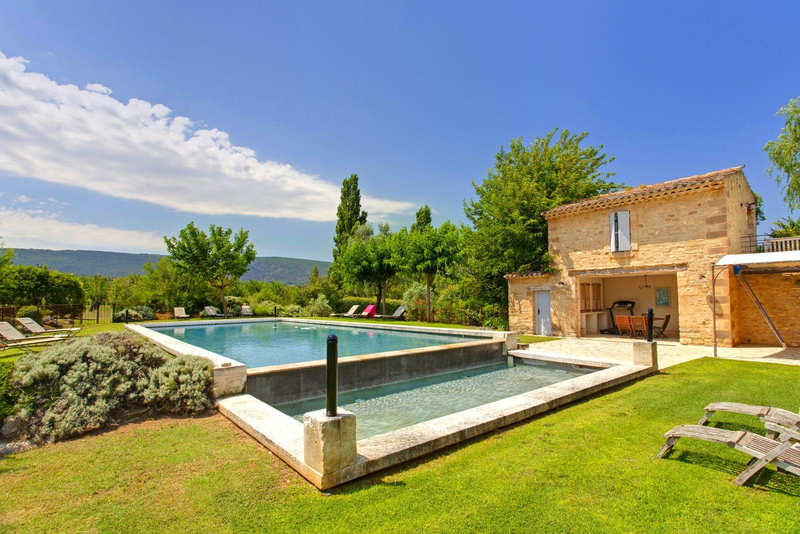 Provence Location Villa Luxe Luberon Avec Piscine Privee Chauffee serapportantà Location Luberon Avec Piscine