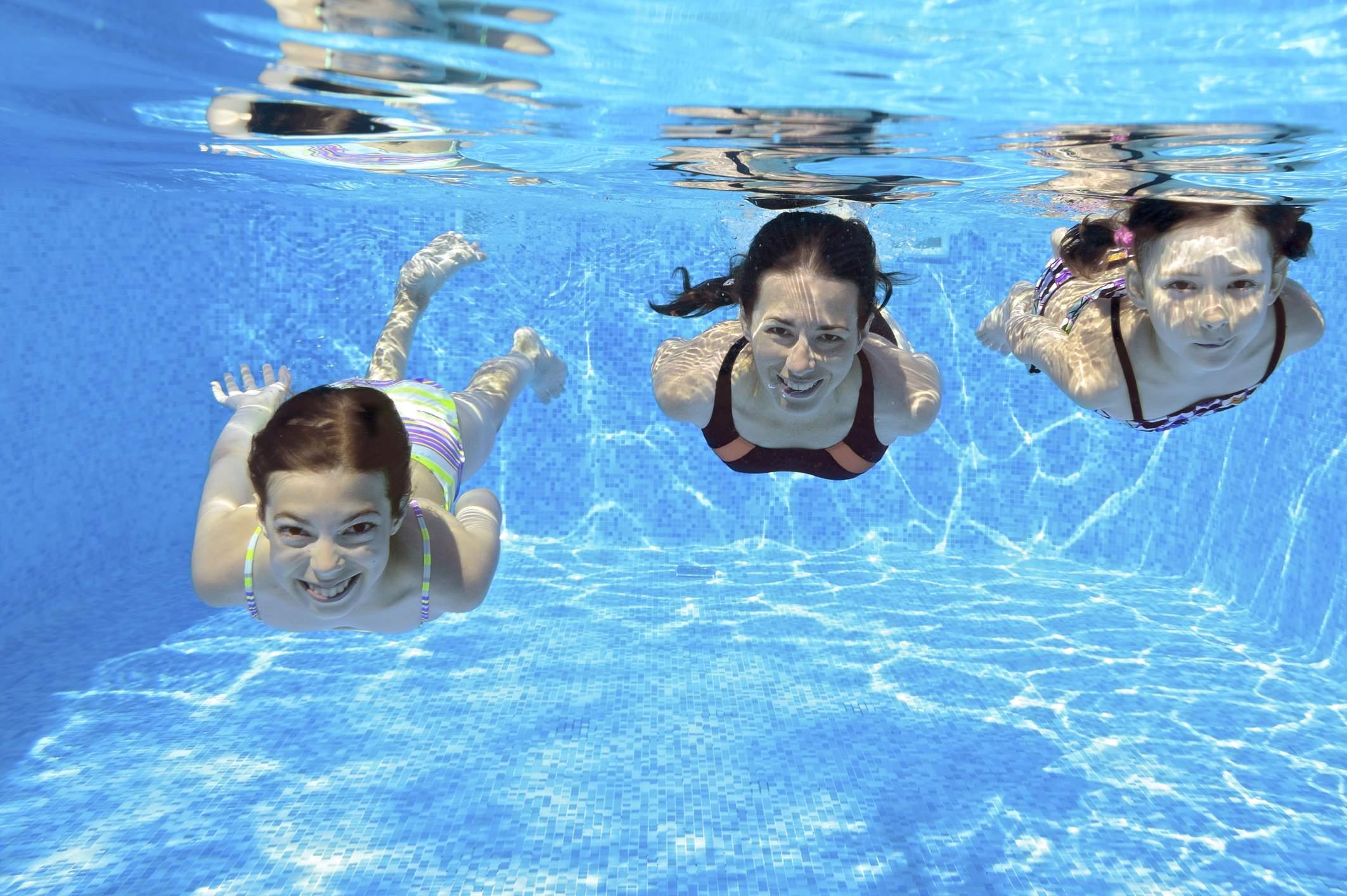 Quante Calorie Bruciamo In 60Min Di Nuoto? – Onsport Center tout Calorie Piscine