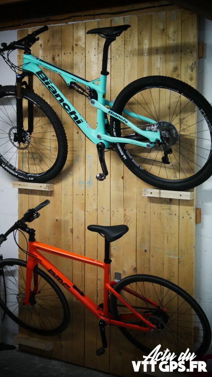 Rangement Velo Gain De Place | Venus Et Judes destiné Range Vélo Palette